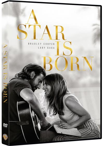A STAR IS BORN - DVD