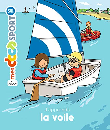 J'APPRENDS LA VOILE